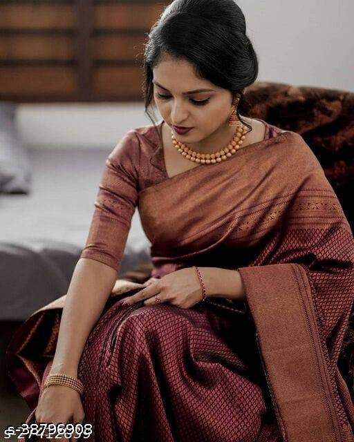 Designer Kanjivaram Saree