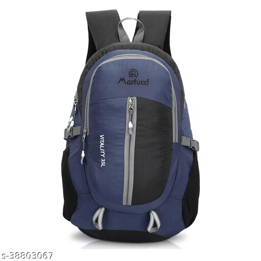 Light weight Laptop Bag for Men and Women | Unisex Laptop Bag | Office Bag | Student Backpack | Outdoor Travel Bag | Stylish and Trendy Waterproof Backpack with Rain Cover 30 L Laptop Backpack