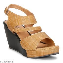 Denill Women Buckle Heels