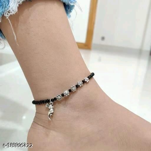 Allure Charming Women Anklets & Toe Rings