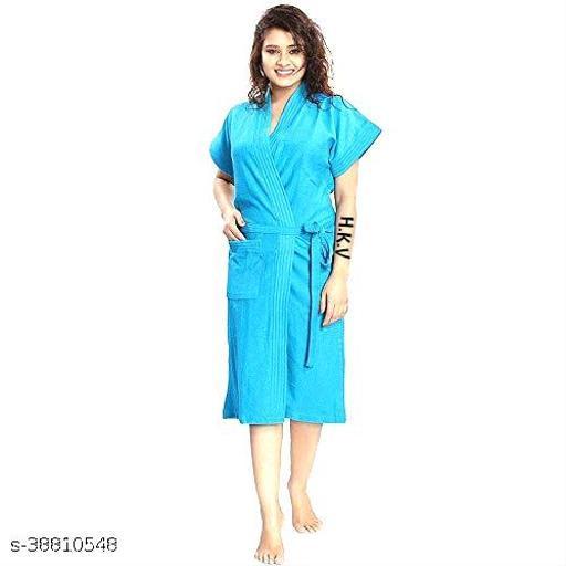 VARDHMAN BATH ROBE FOR WOMEN