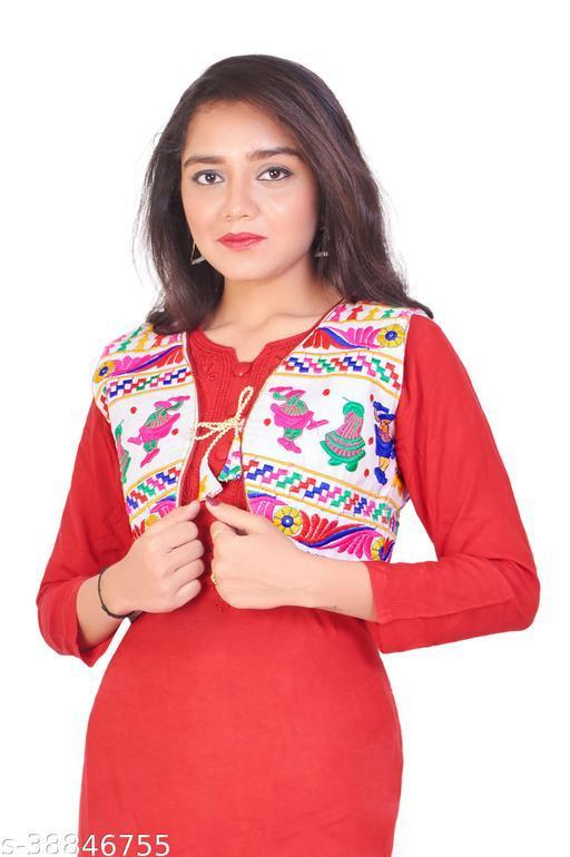 Aakarsha Drishya Women Ethnic Jackets