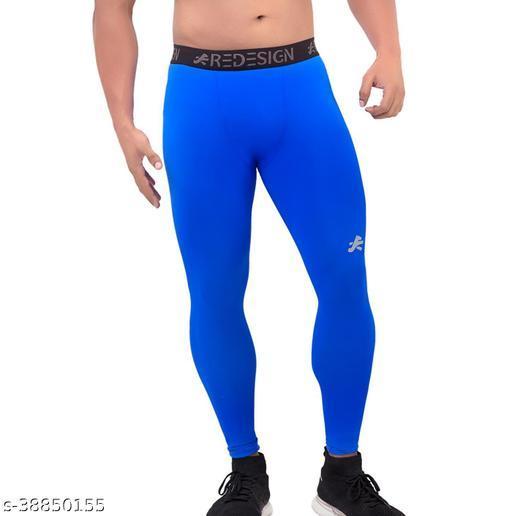 ReDesign Compression Pant Nylon Royal Blue