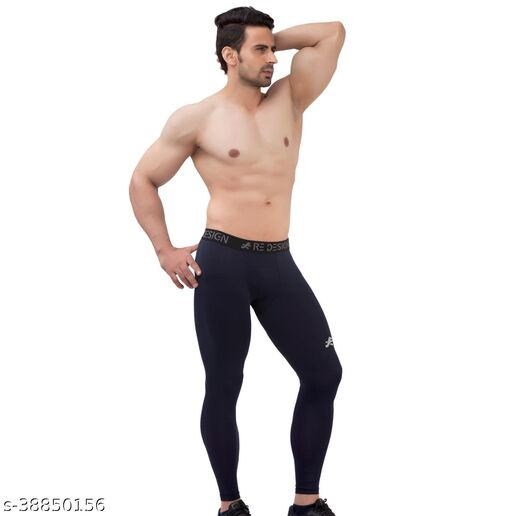 ReDesign Compression Pant Nylon Navy Blue