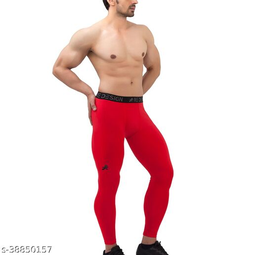 ReDesign Compression Pant Nylon Red