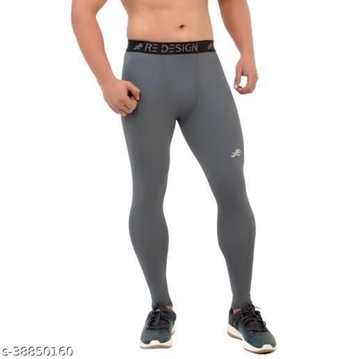 ReDesign Compression Pant Nylon Dark Grey