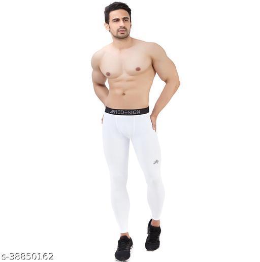 ReDesign Compression Pant Nylon White