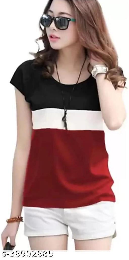 Fancy Modern Women Tshirts