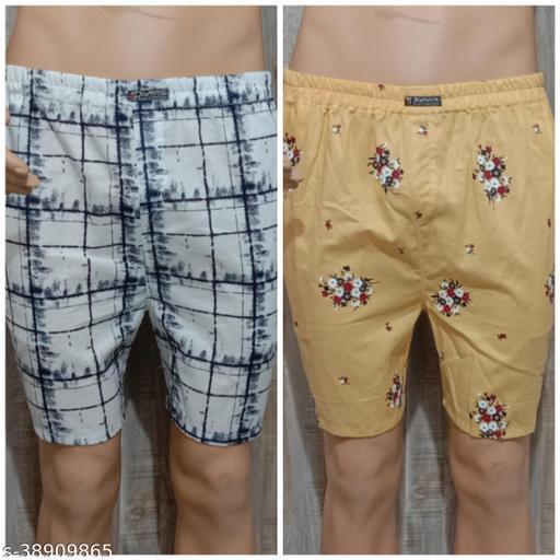 Casual Modern Men Shorts
