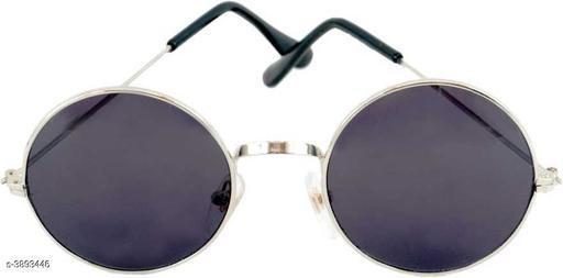 Trendy Stylish Fiber Unisex Sunglasses
