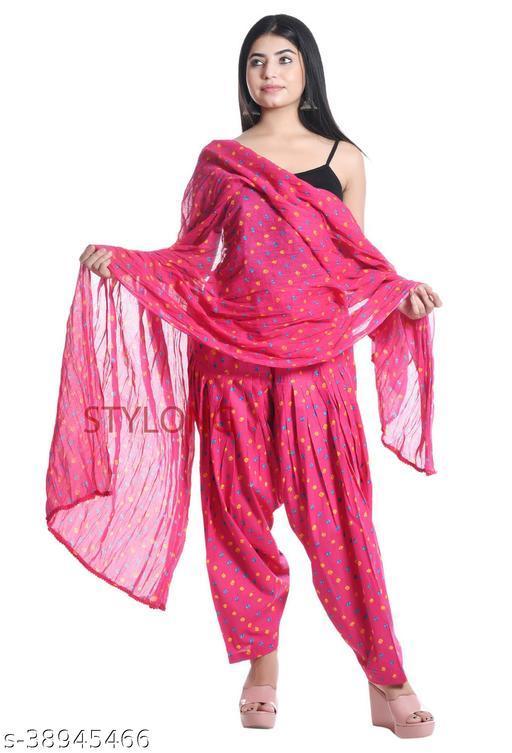Fashionista Women Patialas