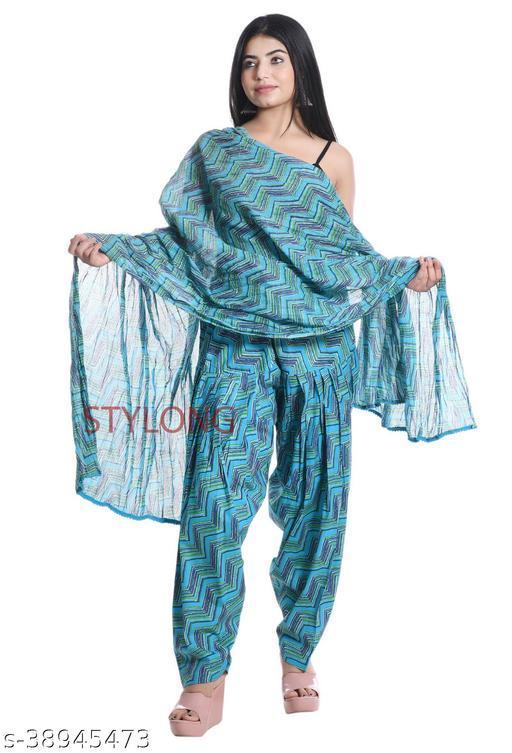 Fashionable Women Patialas