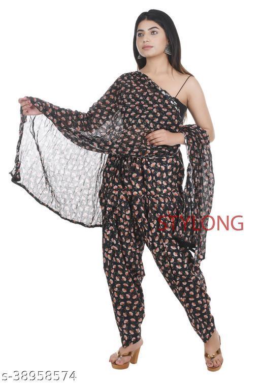 Fashionable Women  Patialas Pants