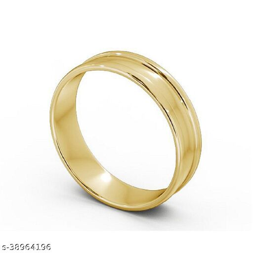 Gold challa ring original gold plated easy to wear fashionable for  women