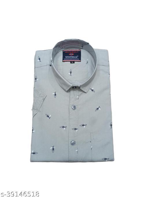 Fancy Retro Men Shirts