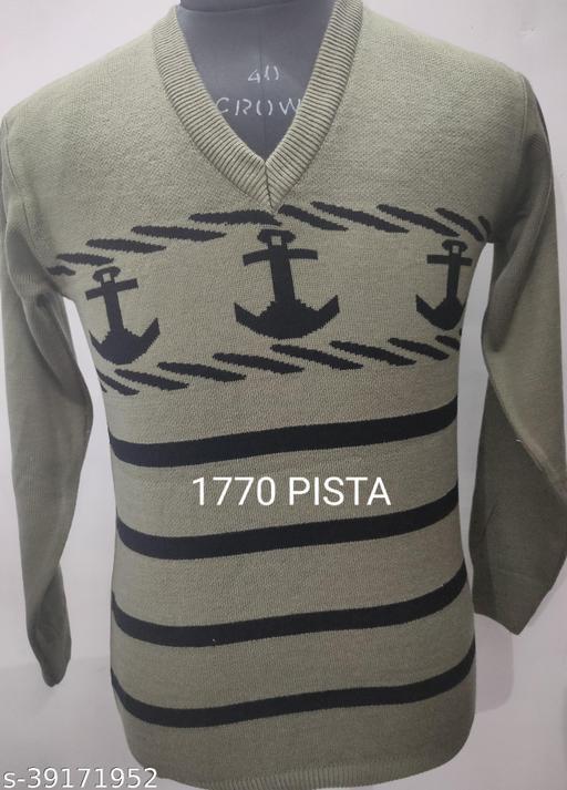 Pretty Fashionista Men Sweaters