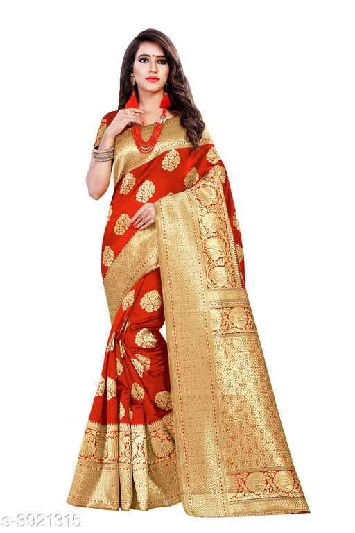 AIKSS Trendy Ultimate Kanjivaram Silk Saree
