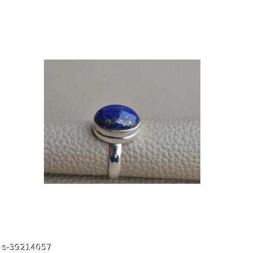 Lapis Lazuli Ring Original Stone semi Preciuos fashionable stone and Astrological Purpose for men and women