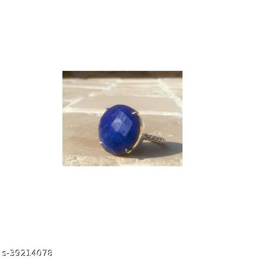 Lapiz Lazuli stone ring certified and astrological Purpose for men & women