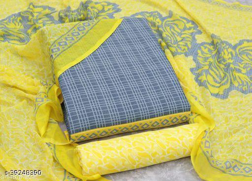 DH Tex Voguish Suits & Dress Materials