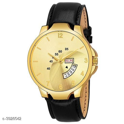 Irons Trendy Analog Watch  *Strap Material* Leather  *Display Type* Analogue  *Size*   *Multipack* 1  *Sizes Available* Free Size *    Catalog Name: Trendy Men Watches CatalogID_553514 C96-SC1369 Code: 273-3928542-
