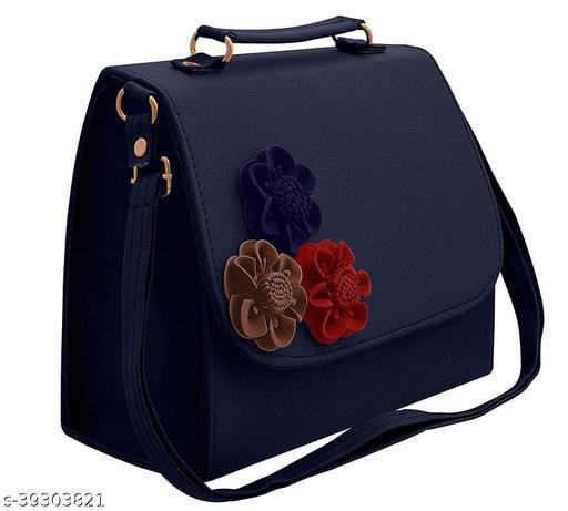 Women PU Leather Hand Bag & Sling bags