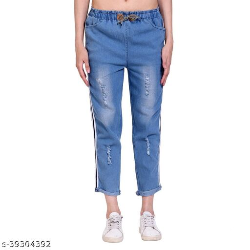 Pretty Elegant Women Jeans