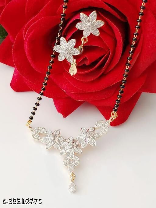 Shimmering Colorful Mangalsutras