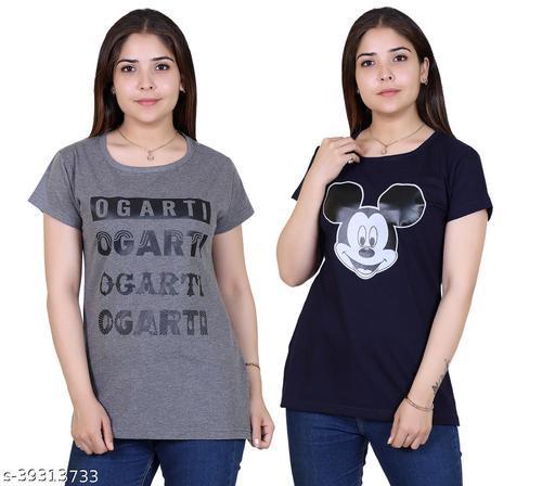 Classic Feminine Women Tshirts