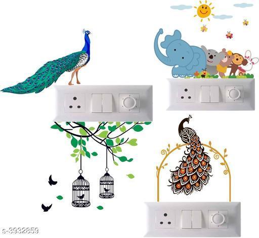 Elite Decorative PVC Wall Stickers