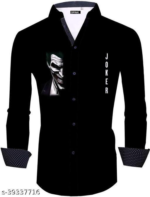 Stylish Retro Men Shirt Fabric