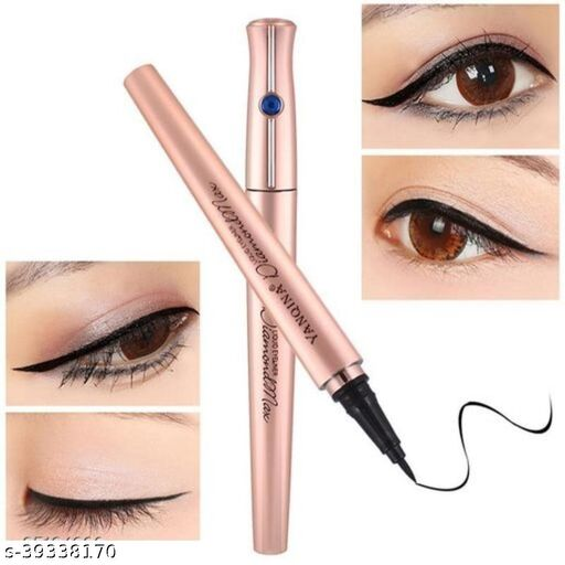 Yanqina Eyeliner Smudgeproof And Longlasting Pack Of 1