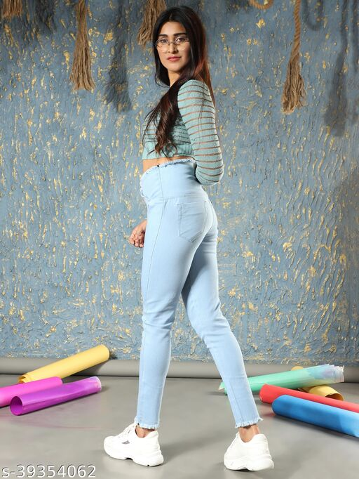 Stylish Trendy Women jeans