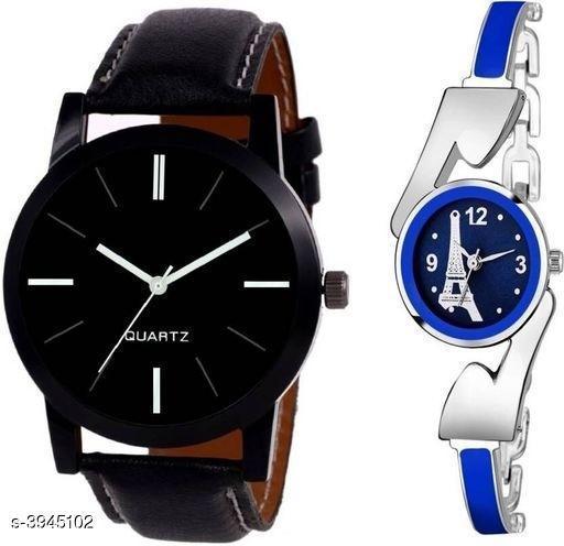 Alex Designer Couple's Watches