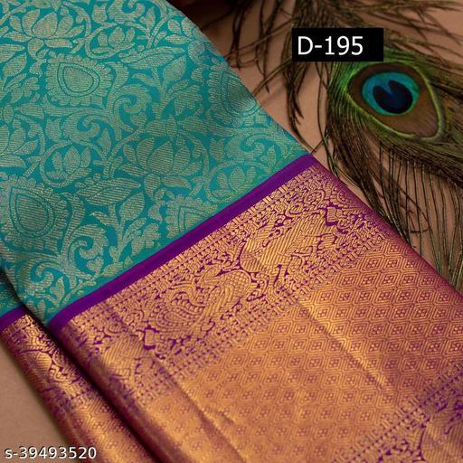 soft silk saree SKM D-195