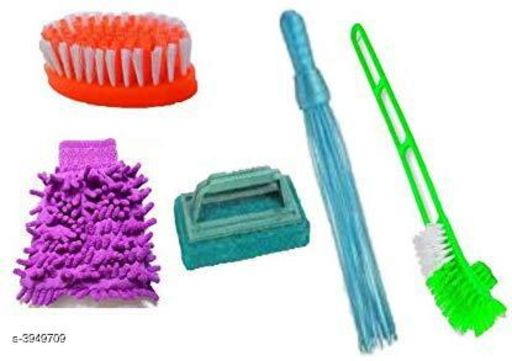Basic Toilet Cleaning Accessories