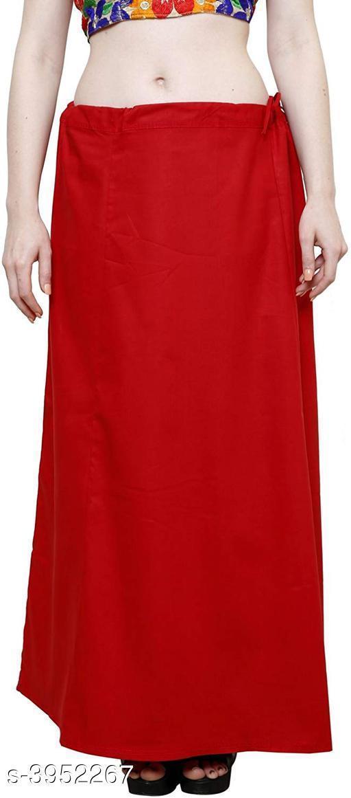 Comfy 100% Cotton Women's Petticoat