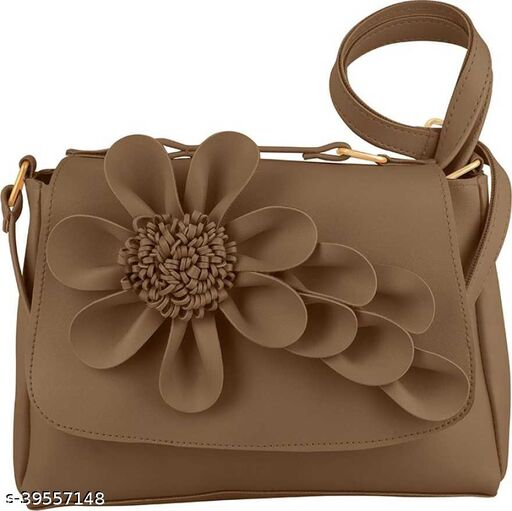 New Latest Fashionable Sling Bag For Girls & Womens Suitable For  Office & Collage (Pack Of 1)