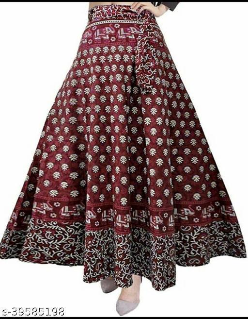 Alisha Voguish Women Ethnic Skirts