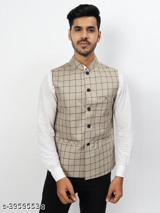 Comfy Fashionable Men Jackets