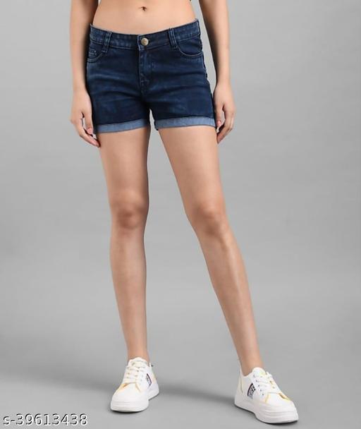 CG Creations Denim Premium Shorts