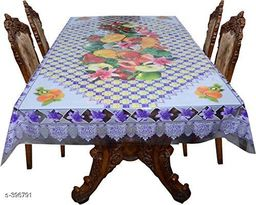 Stylish Vinyl 6 Seater Table Cover