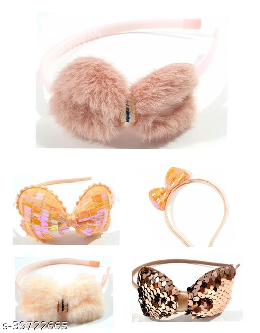 Feminine Chic Women Hair Accessories