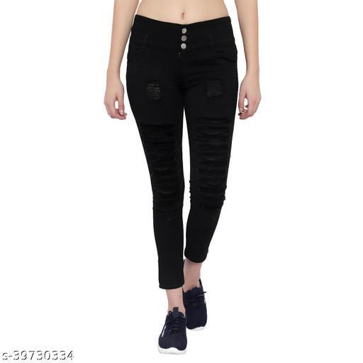 Classic Feminine Women Jeans