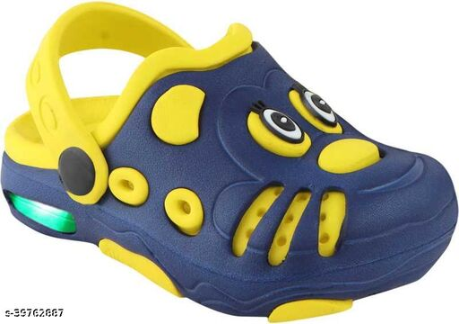 Kids Attrective LED Light Clogs Sandals (Unisex)