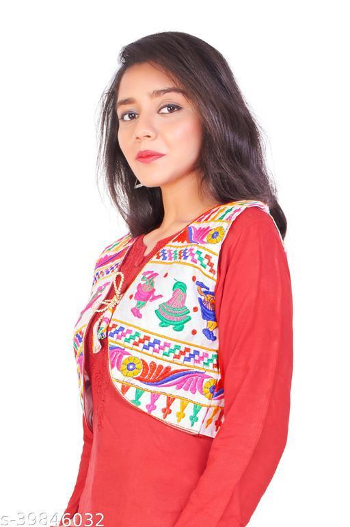 Alisha Alluring Women Ethnic Jackets