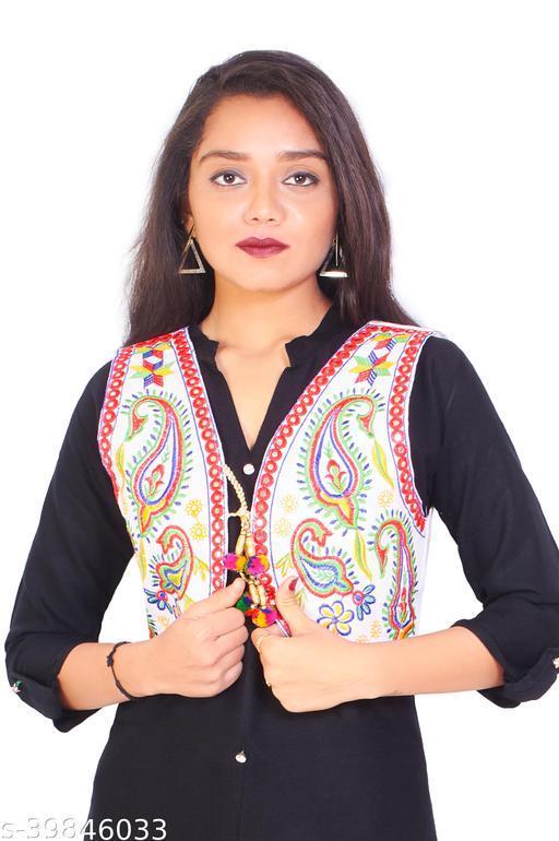 Alisha Attractive Women Ethnic Jackets