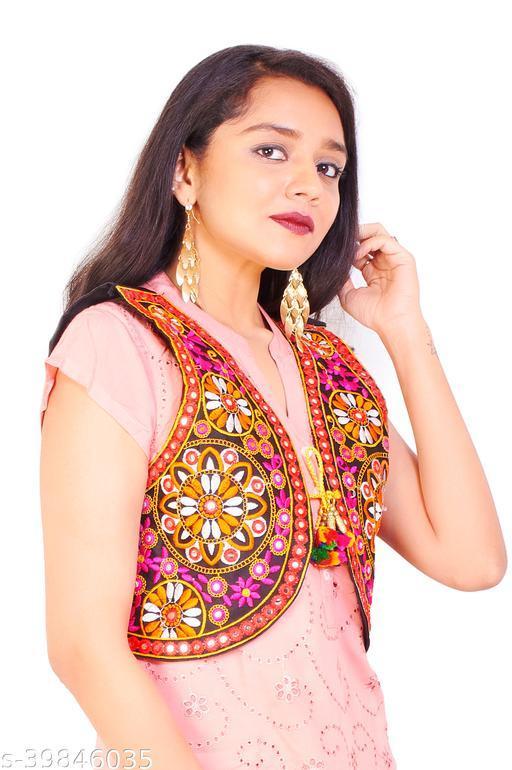 Abhisarika Fashionable Women Ethnic Jackets