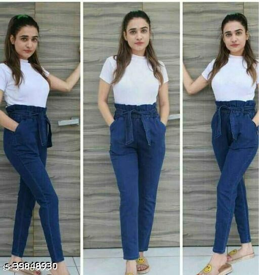 Fancy Fashionista Women Women Trousers