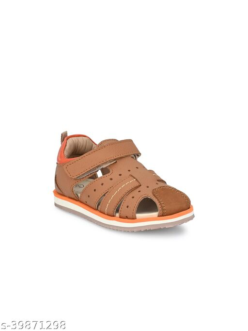 Tuskey Kids Fashion Comfortable Velcro Straps Sandals